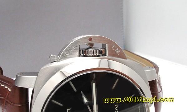 パネライ PAM00320ルミノール1950 3デイズGMTパワーリザーブ