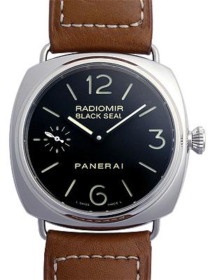 パネライ ラジオミールブラックシール PAM00183