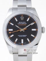 ロレックス ROLEX パーペチュアル ミルガウス 116400 ブラック ブランドコピー時計激安販売専門店