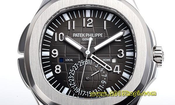 パテックフィリップ アクアノート トラベルタイム 5164A-001