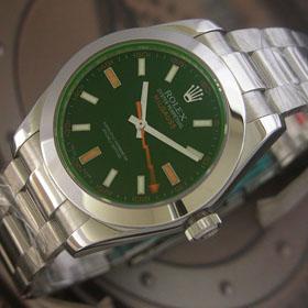 おしゃれなブランド時計がロレックス-ミルガウス-ROLEX-116200-5-男性用を提供します. 代引き可