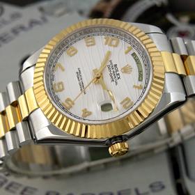 おしゃれなブランド時計がロレックス-デイデイト-ROLEX-118239-119-男性用を提供します. 通販おすすめばれない