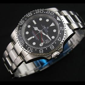 おしゃれなブランド時計がロレックス-GMTマスター-ROLEX-16710-18-男性用を提供します. 通販代引き