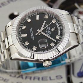 おしゃれなブランド時計がロレックス-デイデイト-ROLEX-118239-97-男性用を提供します. 安全通販専門店